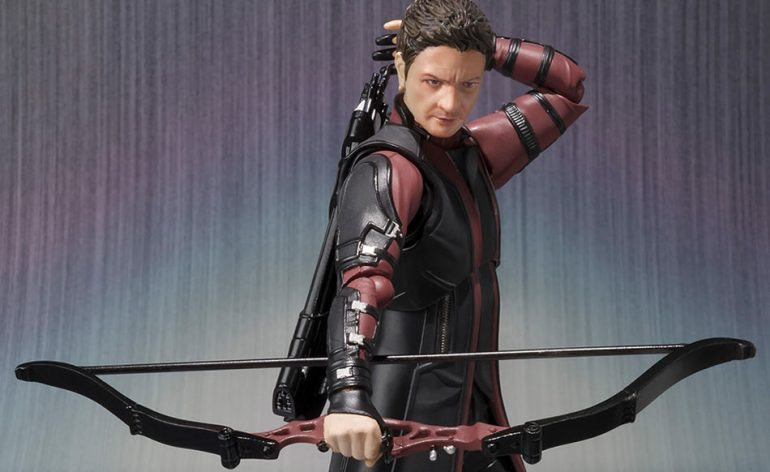 SHFiguarts Hawkeye action figure