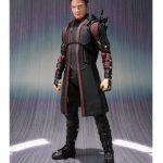 SHFiguarts Hawkeye action figure, standing