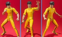 SH Figuarts Releasing Game of Death Bruce Lee Action Figure Variant