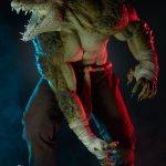 Sideshow Premium Format Killer Croc Figure, exclusive version