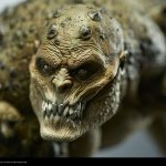 Sideshow Premium Format Killer Croc Figure
