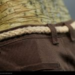 Sideshow Premium Format Killer Croc Figure, fabric pants and belt