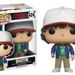 Funko Stranger Things Pop Figures - Dustin