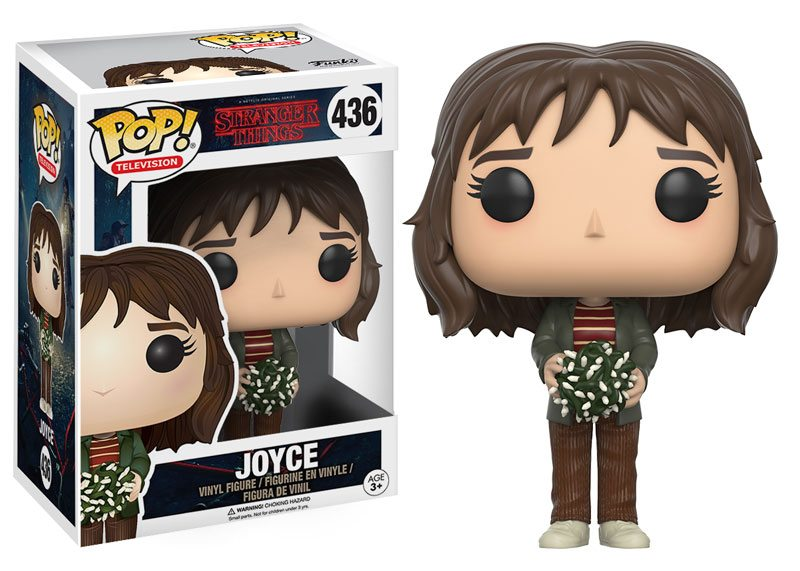 update funko 39 s just added joyce to the stranger things. Black Bedroom Furniture Sets. Home Design Ideas