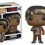 Funko Stranger Things Pop Figures - Lucas