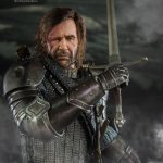 Game of Thrones ThreeZero Sandor Clegane action figure, the Hound