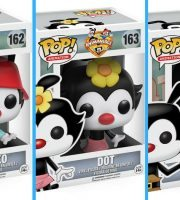 Funko Animaniacs Pop figures