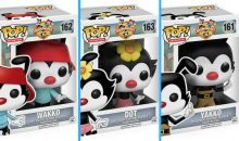 Funko is Bringing Out Animaniacs and Pinky and Brain Pop! Figures