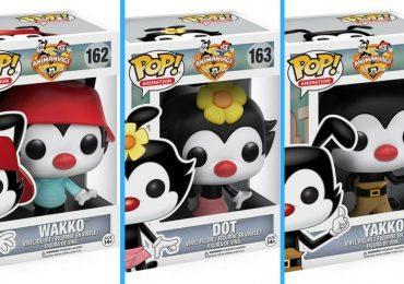 Funko Animaniacs Pop figures
