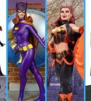 Batgirl Statues coming out