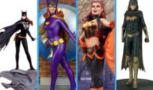 Looking At All the Different Batgirl Statues Headed Our Way