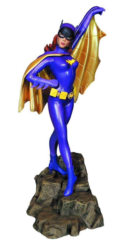 Batgirl Model Statue Kit