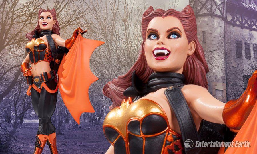 DC Collectibles Bombshells Batgirl Statue