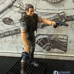 Hiya Toys Aliens Colonial Marines action figures, Hicks with gun