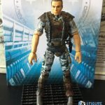 Hiya Toys Aliens Colonial Marines action figures, Hicks front view