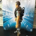 Hiya Toys Aliens Colonial Marines action figures, Hicks side view