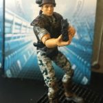 Hiya Toys Aliens Colonial Marines action figures, Hicks with rifle
