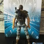 Hiya Toys Aliens Colonial Marines action figures, Hicks rear view