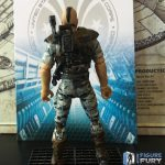 Hiya Toys Aliens Colonial Marines action figures, Quintero rear view
