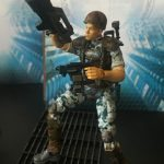 Hiya Toys Aliens Colonial Marines action figures, Quintero with accessories