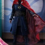 Hot Toys Doctor Strange action figure, standing