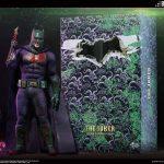 Hot Toys Batman Joker Imposter Action Figure, packaging