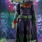 Hot Toys Batman Joker Imposter Action Figure, standing
