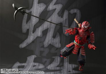 Tamashii Nations Manga Realization Spider-Man Action Figure