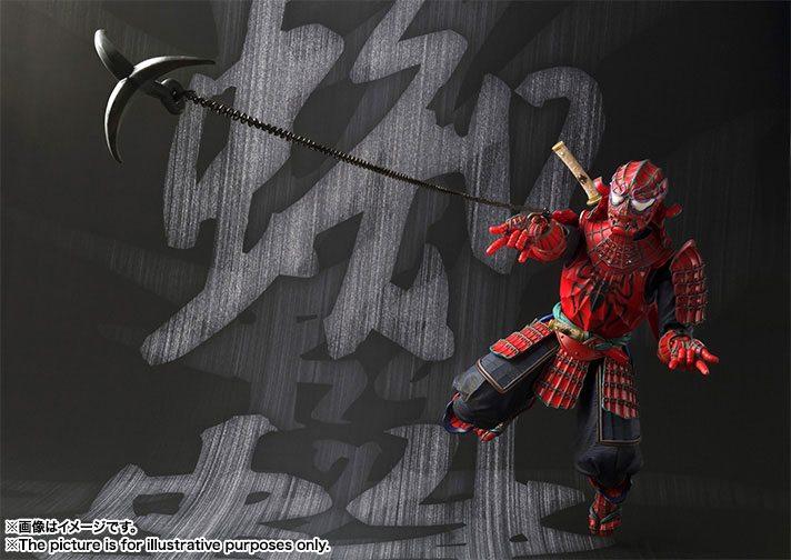 Tamashii Nations Manga Realization Spider-Man Action Figure