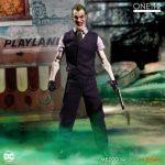 Mezco Toyz One:12 Collective Joker Action Figure, no jacket