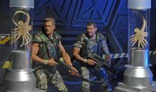 NECA Is Bringing Back Aliens Action Figures for Hudson and Hicks!
