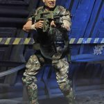 NECA Toys Aliens Action Figures Marines Hicks and Hudson 2 pack, Hudson
