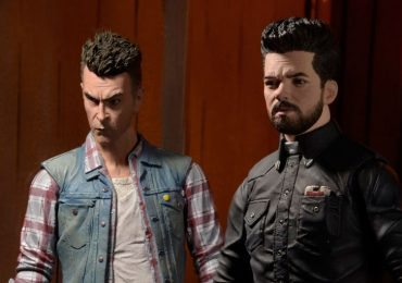 NECA Preacher Action Figures, Cassidy and Jesse