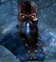PCS Life-Sized Sub-Zero Bust, exclusive version