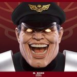 PCS Life Size M. Bison Bust Player 2 Version