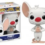 Funko Pinky and the Brain Pop figures, Pinky