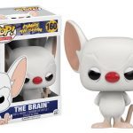 Funko Pinky and the Brain Pop figures, The Brain