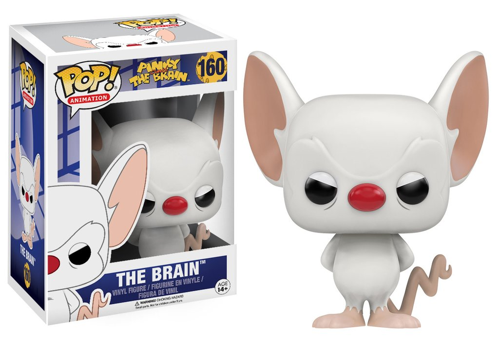 Funko Is Bringing Out Animaniacs And Pinky And Brain Pop