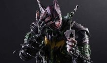 Square Enix Unveils Rogues Gallery Batman Joker Action Figure Mashup