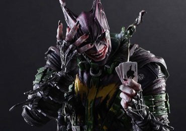 Square Enix Play Arts Kai Rogues Gallery series Batman Joker action figure