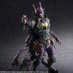 Square Enix Play Arts Kai Rogues Gallery series Batman Joker action figure, pointing gun