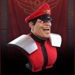 Pop Culture Shock Life-Size M. Bison Bust