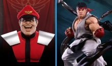 PCS Street Fighter V Ryu Statue Up For Pre-Order, Life Size M. Bison Bust Revealed