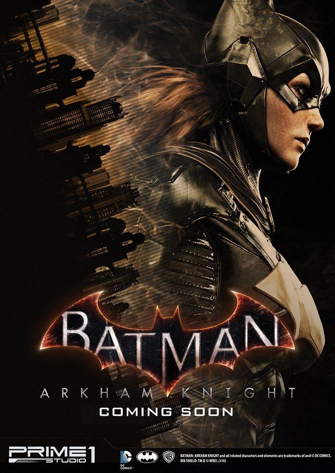 Prime 1 Studios Batman: Arkham Knight Batgirl Statue