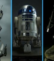New Star Wars Statues from Sideshow Collectibles
