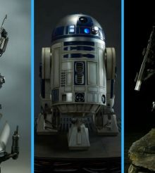 Sideshow Unveils Three Amazing New Star Wars Statues