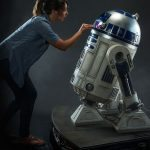 Sideshow Collectibles Life-Size R2-D2 Statue
