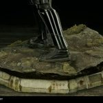 Sideshow Collectibles Premium Format Death Trooper Specialist Statue, base