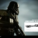 Sideshow Collectibles Premium Format Death Trooper Specialist Statue, interchangeable rifle