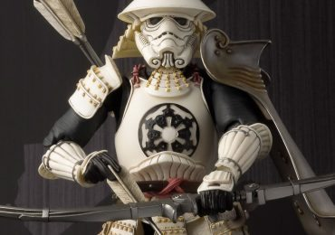 Tamashii Nations Star Wars Movie Realization Stormtrooper Archer action figure